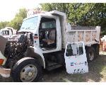 Lot: F10-MS - 1992 International Dump Truck