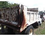 Lot: F11-MS - 1991 International  Dump Truck