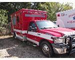 Lot: F20-NWS - 2005 F350 Frazier Ambulance - Key