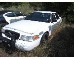 Lot: F26-NWS - 2008 Ford Crown Victoria Police Pakage - Key