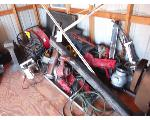 Lot: I32-NWS - Fire Equipment: Spreaders, Cutters, Ram, Hoses
