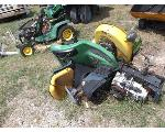 Lot: P02-MS - (2) Lawn Mowers