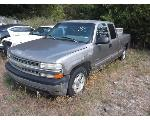 Lot: S05-NWS - 1999 Chevy 1500 LS Extended Cab Truck - Key