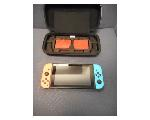 Lot: 3244 - NINTENDO SWITCH WITH CASE