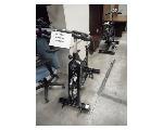 Lot: 3248 - MATRIX STATIONARY EXERCISE BIKE