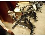Lot: 3254 - TOMAHAWK STATIONARY EXERCISE BIKE
