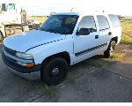 Lot: 1 - EQUIP#058016 - 2005 CHEVROLET TAHOE SUV - KEY