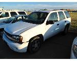 Lot: 5 - EQUIP#058006 - 2005 CHEVROLET TRAILBLAZER SUV - KEY