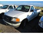 Lot: 14 - EQUIP#048020 - 2004 FORD F-150 PICKUP CNG - KEY