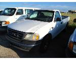 Lot: 17 - EQUIP#021081 - 2002 FORD F-150 CNG PICKUP - KEY