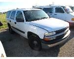 Lot: 20 - EQUIP#068089 - 2006 CHEVROLET TAHOE SUV - KEY