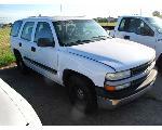Lot: 25 - EQUIP#058015 - 2005 CHEVROLET TAHOE SUV - KEY