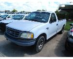 Lot: 235 - EQUIP#021099 - 2002 FORD F-150 CNG PICKUP - KEY