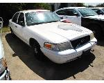 Lot: 243 - EQUIP#030122 - 2003 FORD CROWN VICTORIA CNG
