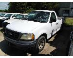 Lot: 248 - EQUIP#021080 - 2002 FORD F-150 CNG PICKUP - KEY