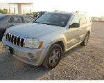 Lot: H13-545437 - 2007 JEEP GRAND CHEROKEE SUV - KEY
