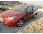 Lot: H21-182382 - 2003 FORD FOCUS