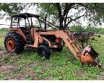 Lot: 4-Tilden - Kubota 7950 Tractor w/ Loader