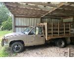 Lot: 11-Lumberton - 1991 GMC C3500 Truck - Key<BR>VIN# 1GDJC34K5ME506436