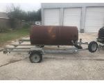 Lot: 48-Wichita Falls - 2003 Sportsman Boat Trailer w/ Fuel Tank<BR>VIN# 1BTD8KA1X31J54308