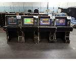 Lot: 14 - (4) Gaming Machines<BR><span style=color:red>THIS IS A RESTRICTED AUCTION</span>
