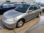 Lot: 12 - 2005 Honda Civic