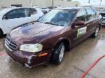 Lot: 28 - 2000 Nissan Maxima