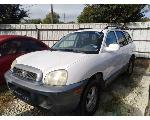 Lot: 6 - 2003 HYUNDAI SANTA FE SUV - KEY / STARTS & RUNS