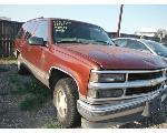Lot: 02-678297C - 1998 CHEVROLET TAHOE SUV