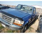 Lot: 07-675777C - 1995 FORD F-150 PICKUP