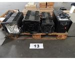 Lot: 13 - Battery Backup, Lights, Sonicwall, Radio Charger