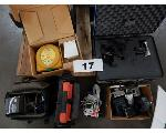Lot: 17 - Barcode Scanners, Defibrillator, Cameras