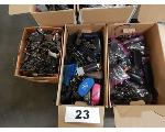 Lot: 23 - (9 Boxes) of Reading Glasses