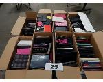 Lot: 25 - (8 Boxes) of Tablet & Phone Cases.