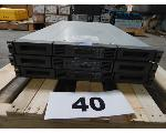 Lot: 40 - (3) HP StorageWorksTape Autoloader