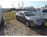 Lot: 31-FL - 2007 Ford Fusion - Key