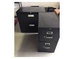 Lot: 47&48-PU - (2) File Cabinets & (4) Printers