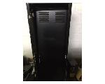 Lot: 49&50-PU - File, Office Supplies & Electronics Cabinet