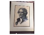 Lot: 57-PU - Thomas Jefferson Lithograph
