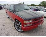 Lot: 306-59821C - 1999 CHEVROLET SUBURBAN SUV