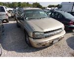 Lot: 308-60100C - 2004 CHEVROLET TRAILBLAZER SUV