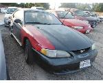 Lot: 12-680062C - 1998 FORD MUSTANG