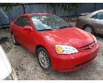 Lot: 602 - 2002 HONDA CIVIC - KEY