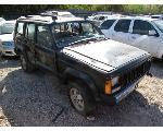 Lot: 913 - 1990 JEEP CHEROKEE SUV - NON-REPAIRABLE