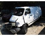 Lot: 957 - 2002 DODGE RAM VAN - NON-REPAIRABLE