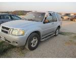 Lot: i16-C93614 - 2001 FORD EXPLORER SPORT SUV