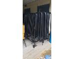 Lot: 9.BE - STAGE PLATFORMS, GUARD RAILS, OVERHEAD STORAGE, CABINETS