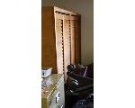 Lot: 12.BE - (4) FILE CABINETS, LARGE CABINET