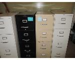 Lot: 49.SP - FILE CABINETS AND ASSORTED OFFICE SUPPLIES