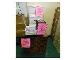 Lot: 86.UV - CHILD DEVELOPMENT VHS TAPES, SHREDMASTER, PAPER SORTER